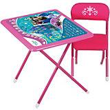 Набор мебели Дэми Холодное сердце 2 (1,5-8 лет), розовый