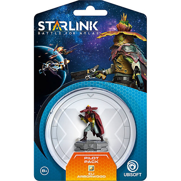 Starlink Piloten Pack - Eli Arborwood