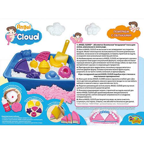 """Набор массы для лепки Donerland """"Angel Cloud"""" Большой набор для творчества от Donerland"""