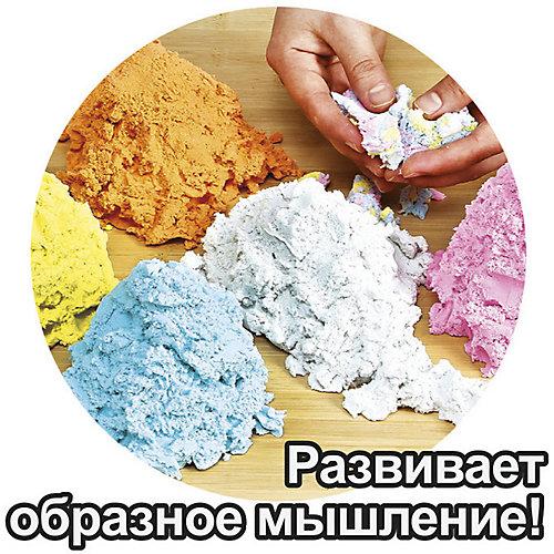 """Кинетический игровой песок Donerland """"Angel Sand"""" 0,5 л., оранжевый от Donerland"""