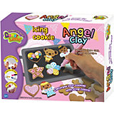 """Набор для лепки из глины Donerland """"Angel Clay"""" Сахарное печенье"""