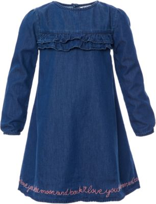 Jeans kleid 134