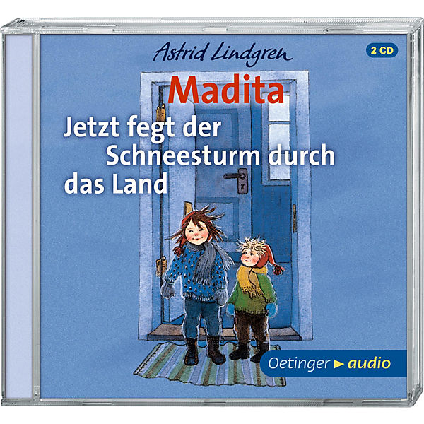 Madita, 2 Audio-CDs