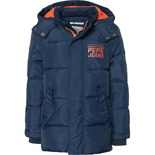 Pepe Jeans Winterjacke CHARLES Gr. 176 Jungen Kinder | 08434538785672