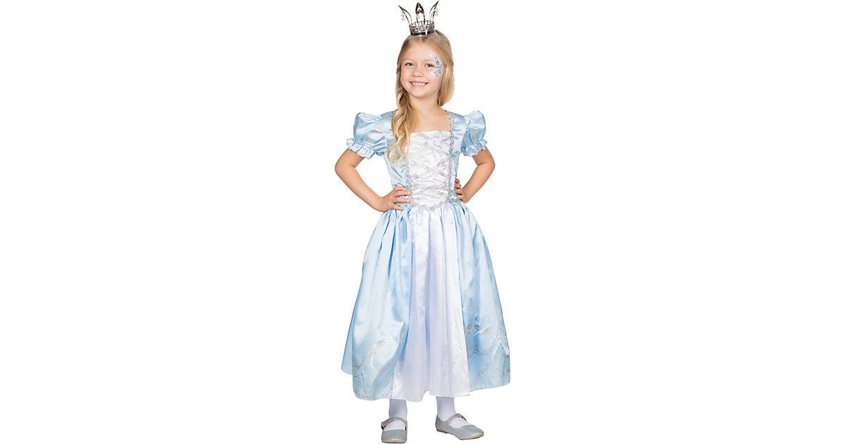 Kostüm Prinzessin Lilly Gr. 104 Mädchen Kleinkinder