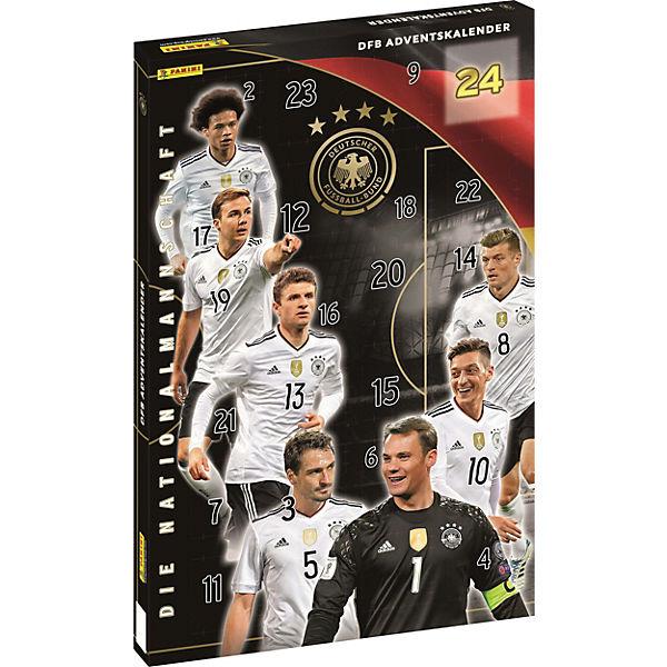 Adventskalender Dfb Nationalmannschaft Deutscher Fussball Bund
