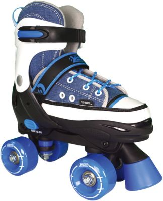 Inlineskating Skates TOP Skate Rollschuhe Gr.30 Rollschuh 4 8 Rollen Rollschuhe Rollerskates