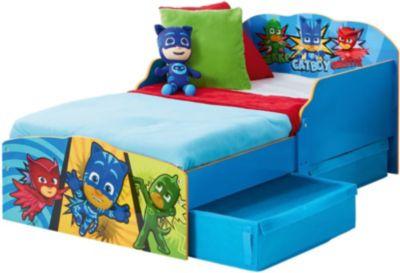Kinderbett Cars 3 Mit 2 Schubladen 70 X 140 Cm Disney Cars Mytoys