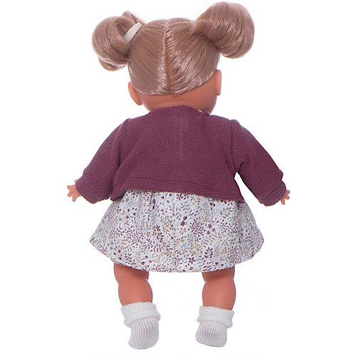 """Кукла Juan Antonio Munecas """"Монси"""" в фиолетовом, 30см. от Munecas Antonio Juan"""