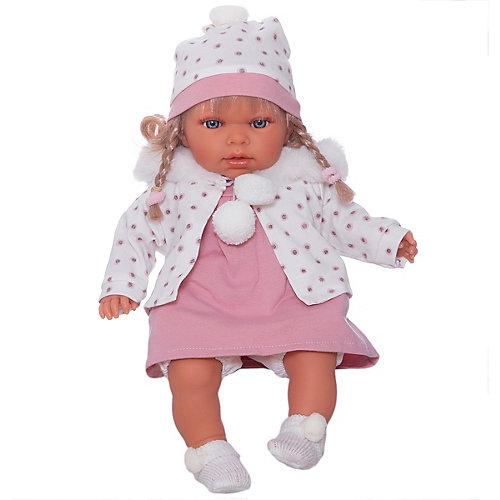 "Кукла Juan Antonio Munecas ""Дана"", 37см. от Munecas Antonio Juan"