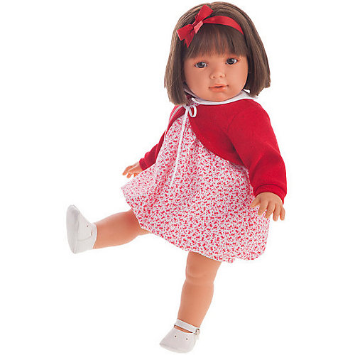 "Кукла Juan Antonio Munecas ""Франциска"", 55см. от Munecas Antonio Juan"