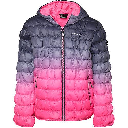 ICEPEAK Winterjacke ROSIE Gr. 116 Mädchen Kinder   06413680279194