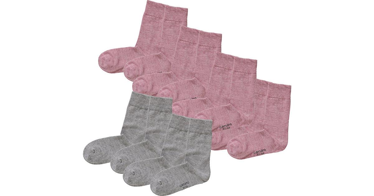 camano · Socken 6er-Pack Gr. 31-34 Mädchen Kinder