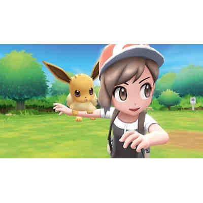 Nintendo Switch Pokémon Let S Go Pikachu Pokemon Mytoys
