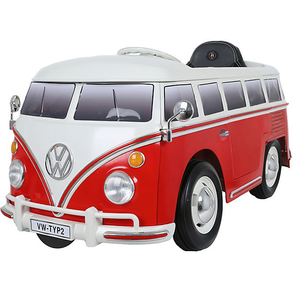VW Bus Type 2 (T1), rot, Rollplay