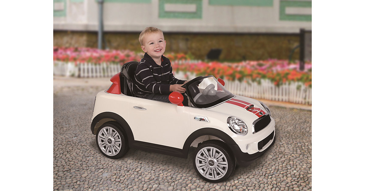 MINI Cooper S Roadster, weiß