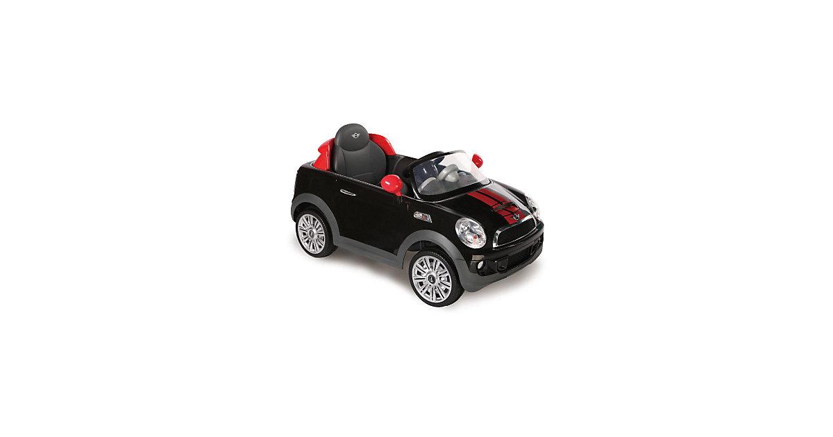 MINI Cooper S Roadster 12V, schwarz