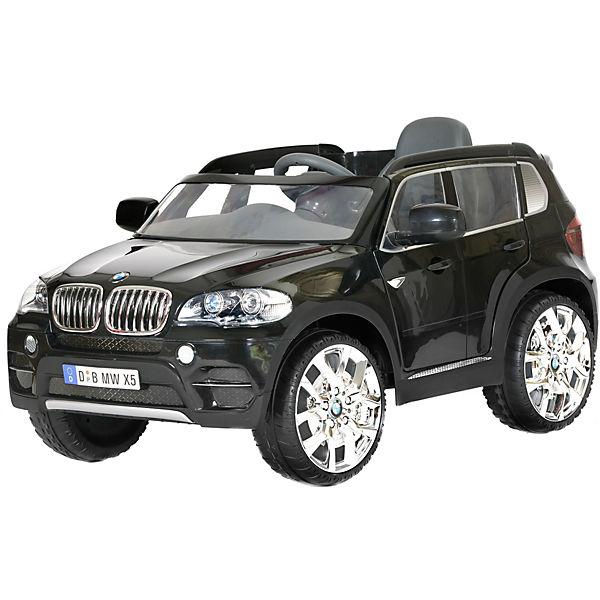 BMW X5 SUV mit RC, schwarz, Rollplay