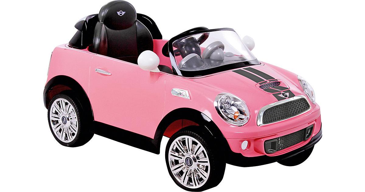 MINI Cooper S Roadster mit RC, pink