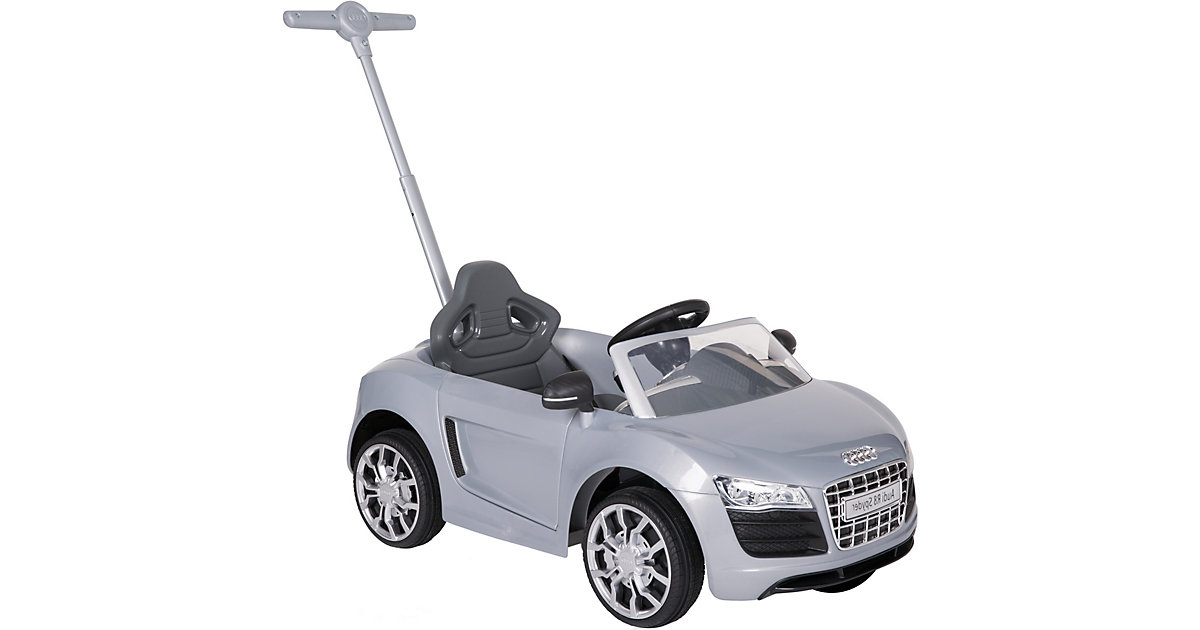 Rollplay · AUDI Push Car, silber