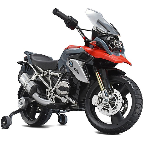 BMW R1200 GS Motorcycle 12V, rot, Rollplay