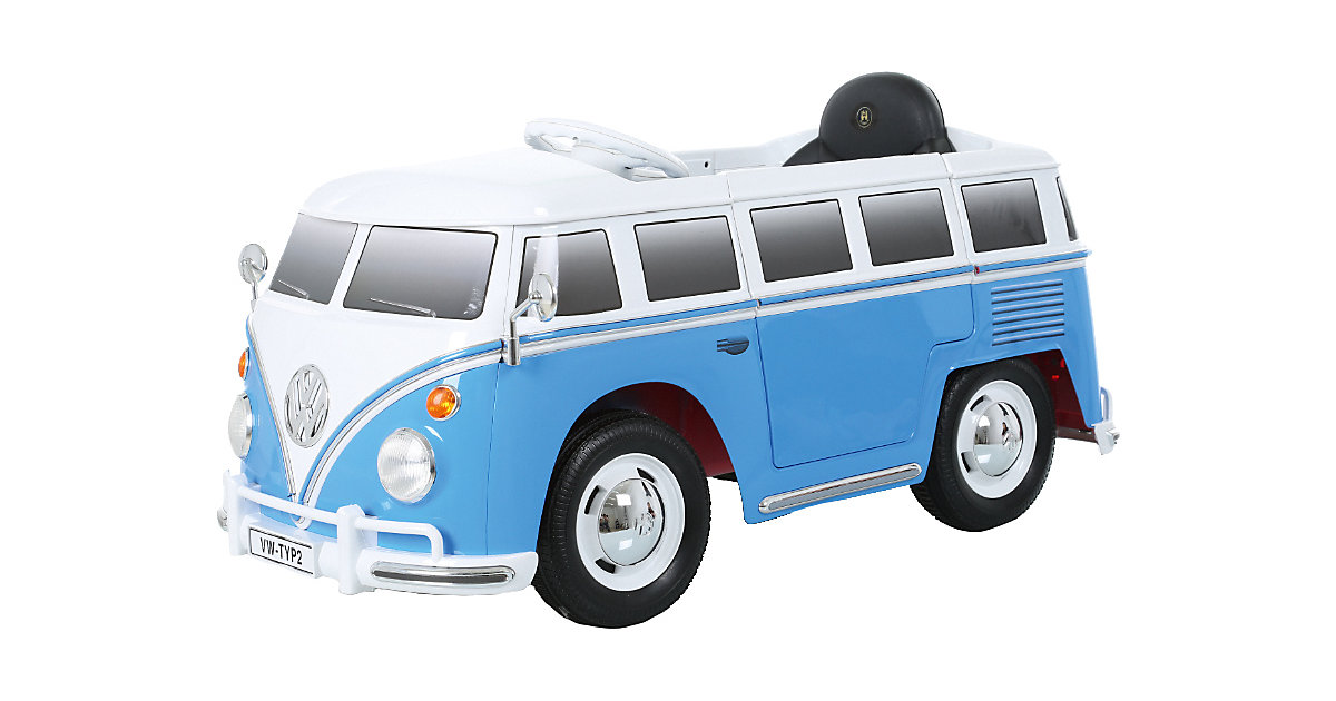 Rollplay · VW Bus Type 2 (T1) 12V, blau