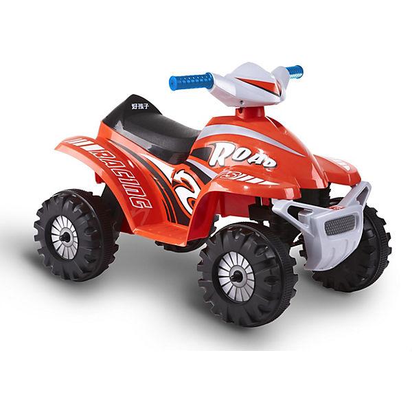 ATV Mini Quad, rot, Rollplay