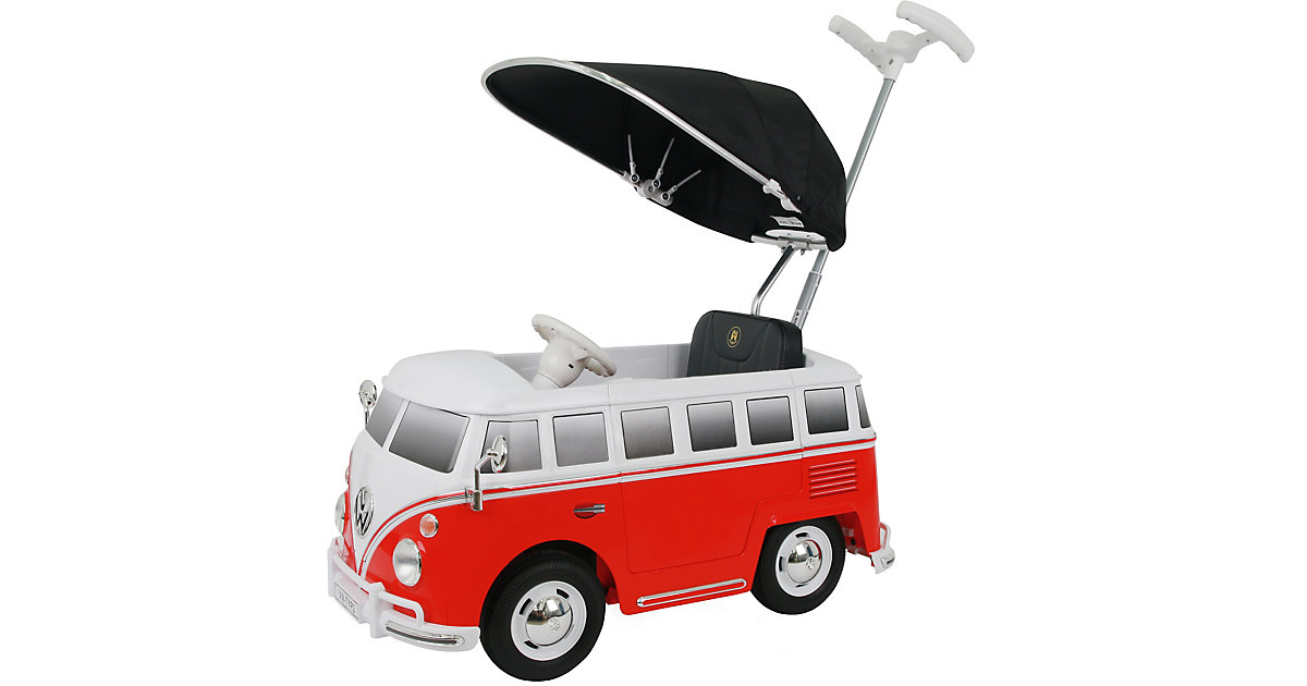 Rollplay · VW Bus T2 Push Car, rot