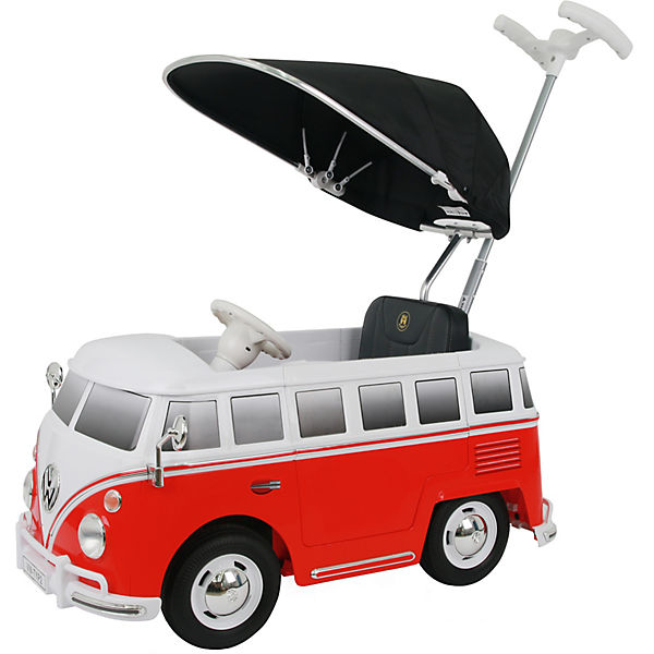 vw bus t2 push car rot rollplay mytoys. Black Bedroom Furniture Sets. Home Design Ideas