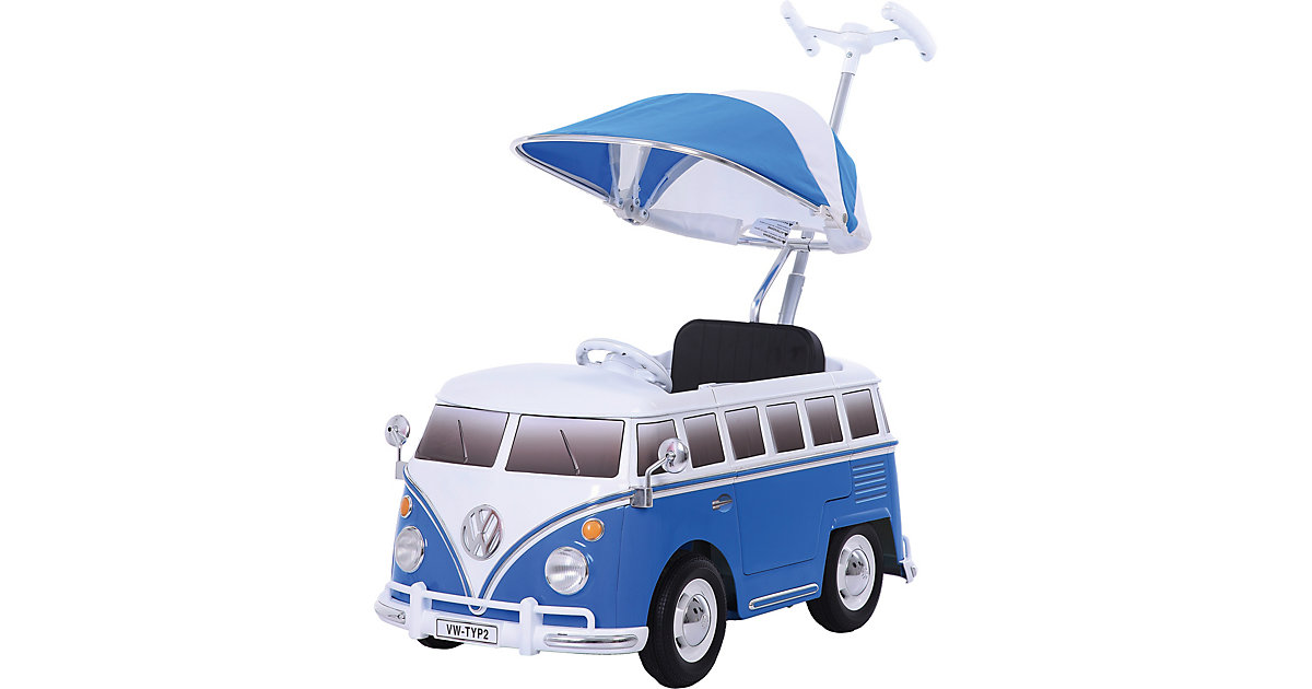 Rollplay · VW Bus T2 Push Car, blau