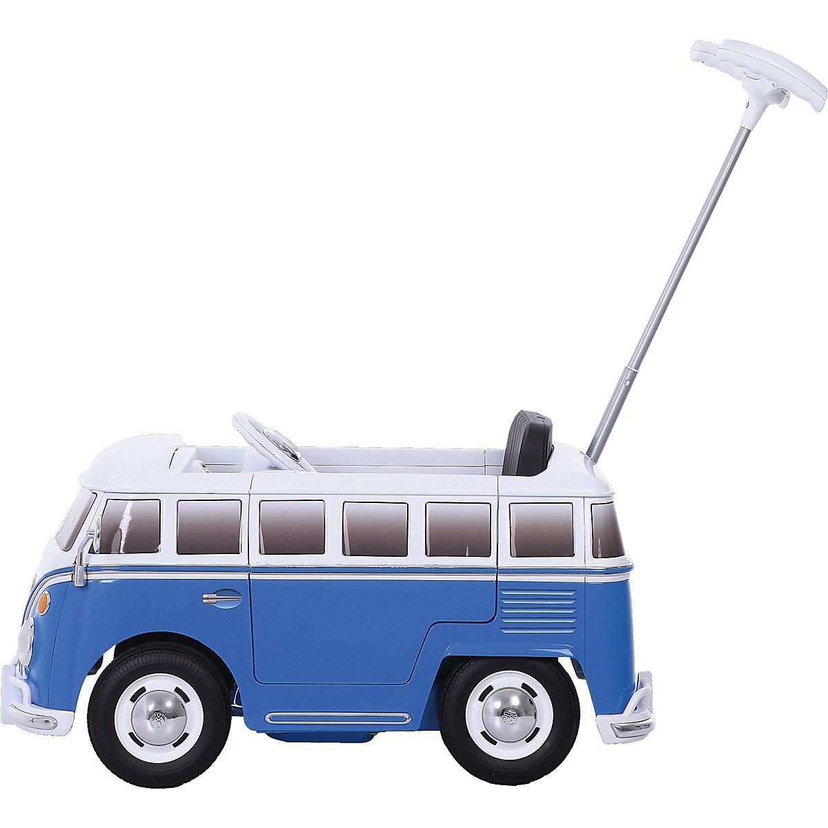 vw bus t2 push car blau rollplay mytoys. Black Bedroom Furniture Sets. Home Design Ideas