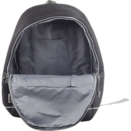 Рюкзак Seventeen, чёрно-серый - grau/schwarz от Seventeen