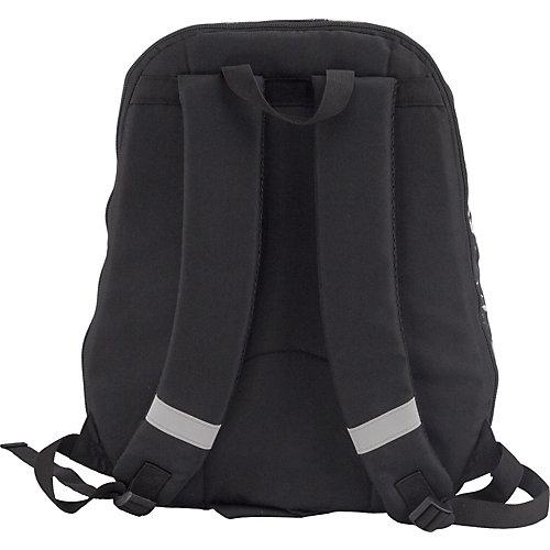 Рюкзак Seventeen + наушники, двухсторонний - черный/белый от Seventeen