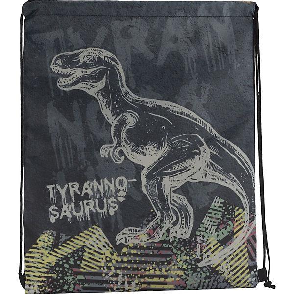 """Мешок для обуви Seventeen """"Тиранозавр"""" увеличенного размера"""