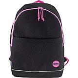 Рюкзак Seventeen, чёрно-розовый