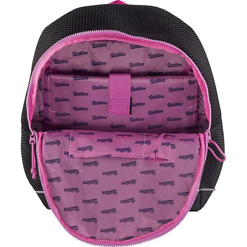 Рюкзак Seventeen, чёрно-розовый - schwarz/lila от Seventeen