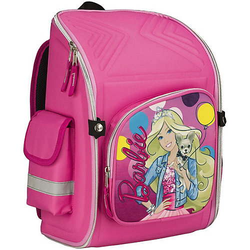 """Ранец с наполнением Академия групп """"Barbie"""" - розовый от Академия групп"""