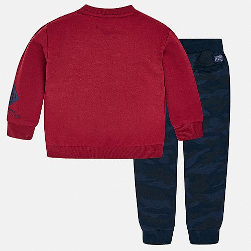 Спортивный костюм Mayoral - бордовый от Mayoral