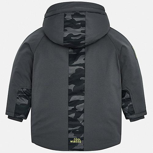 Утепленная куртка Mayoral - серый от Mayoral