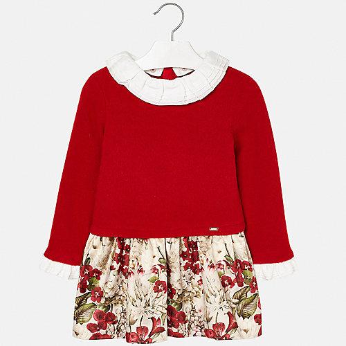 Платье Mayoral - красный от Mayoral