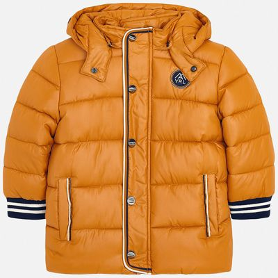 Утепленная куртка Mayoral - бежевый
