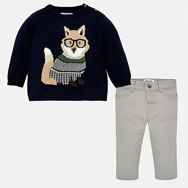 Комплект: Свитер и брюки Mayoral для мальчика