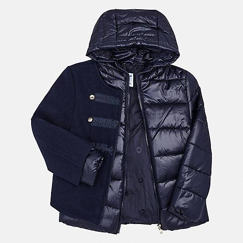 Утепленная куртка Mayoral - синий от Mayoral