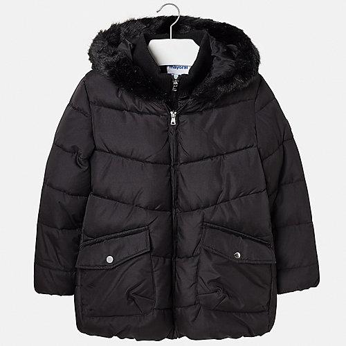 Утепленная куртка Mayoral - черный от Mayoral