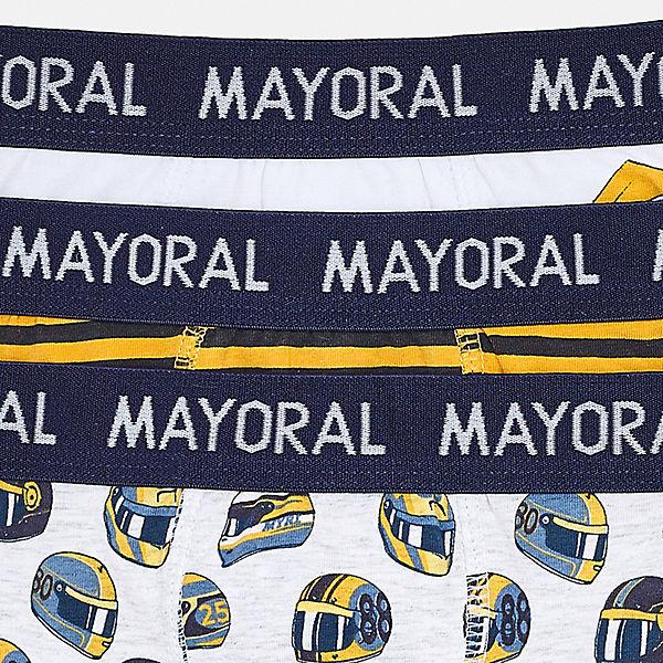 Комплект: 3 пары трусов Mayoral для мальчика