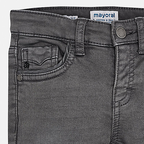 Брюки Mayoral - серый от Mayoral