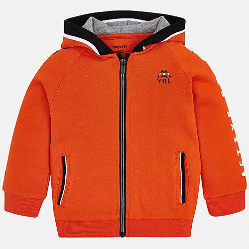 Толстовка Mayoral - оранжевый от Mayoral