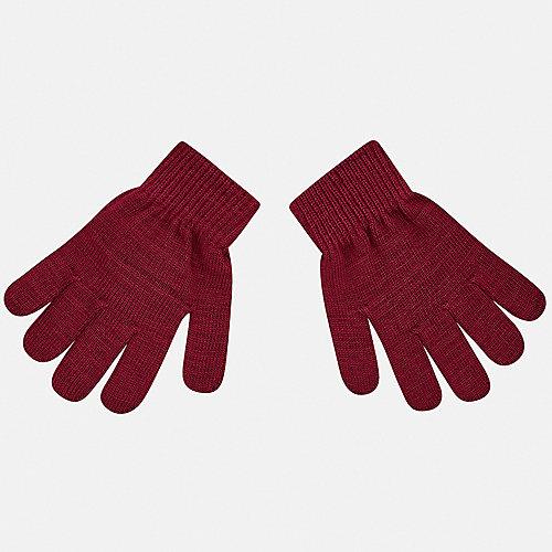 Перчатки Mayoral - бордовый от Mayoral