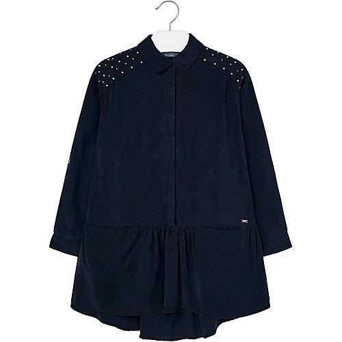 Mayoral Kinder Kleid mit Nieten Gr. 164 Mädchen Kinder | 01807946021163