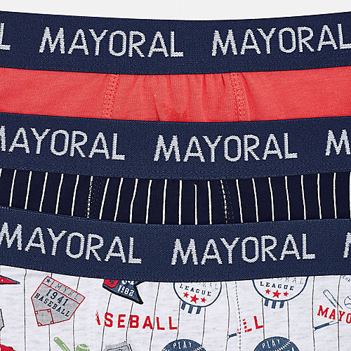 Трусы Mayoral, 3 шт - розовый от Mayoral